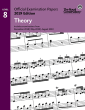 Frederick Harris Music Company - RCM Official Examination Papers: Theory, Level 8 - 2019 Edition - Book
