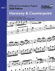 Frederick Harris Music Company - RCM Official Examination Papers: Harmony & Counterpoint, ARTC - 2019 Edition - Book