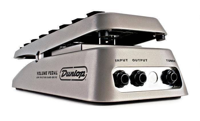 dunlop volume pedal long mcquade musical instruments. Black Bedroom Furniture Sets. Home Design Ideas