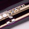 Copper Alloy Alto Flute - Sterling Silver Lip Plate & Riser - 2 Headjoints