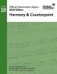 Frederick Harris Music Company - RCM Official Examination Papers: Harmony & Counterpoint, Level 10 - 2018 Edition - Book