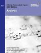 Frederick Harris Music Company - RCM Official Examination Papers: Analysis, ARTC - 2017 Edition - Book