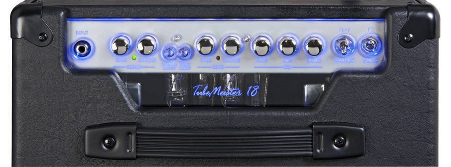 hughes kettner tubemeister 18 combo long mcquade musical instruments. Black Bedroom Furniture Sets. Home Design Ideas