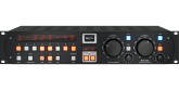 SPL - Hermes Mastering Router with Dual Parallel Mix - Black