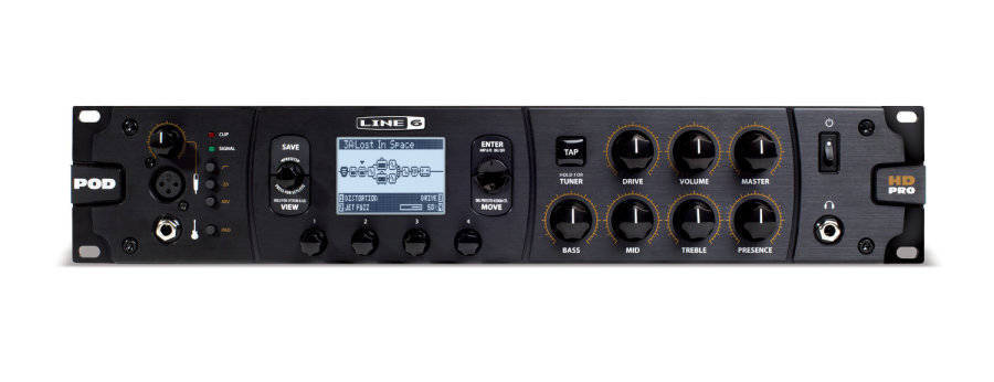 Line 6 POD HD PRO - Long & McQuade Musical Instruments
