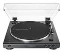 Audio-Technica - AT-LP60XBT Fully Automatic Bluetooth Belt-Drive Turntable - Black