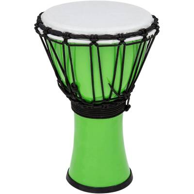 Freestyle 7 Inch Colorsound Djembe - Pastel Green