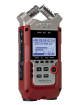 Zoom - H4n Pro Handheld Recorder / USB Audio Interface - Limited Edition Red