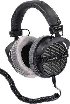 DT 990 Pro Open Studio Headphones 250 Ohms