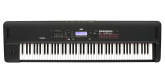 Korg - Kross 2 88-Key Synthesizer Workstation - Super Matte Black
