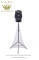 Speaker Stand Scrim - Single Side in White
