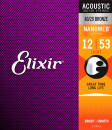 Elixir Strings - Nano Web Coated Strings