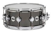 Drum Workshop - Black Nickel Over Brass Snares