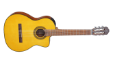 Takamine - GC1CE-NAT Classical Acoustic-Electric Guitar - Natural Gloss