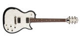 Godin Guitars - Radiator Electric Guitar with Gig Bag - Burbon Burst