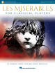 Hal Leonard - Les Miserables for Classical Players - Schonberg/Boublil - Cello/Piano - Book/Audio Online