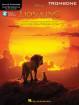 Hal Leonard - The Lion King for Trombone: Instrumental Play-Along - Book/Audio Online