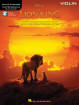 Hal Leonard - The Lion King for Violin: Instrumental Play-Along - Book/Audio Online