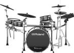 Roland - TD-50KVXS V-Drum Kit w/KD-220 Bass Drum and MDS-STG Stand