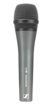 e835 Evolution Handheld Dynamic Cardioid Microphone