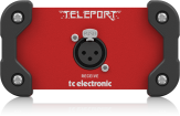 TC Electronic - Teleport GLR High Performance Active Guitar Signal Receiver