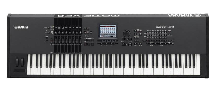 Yamaha Motif Sound List