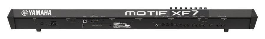 Yamaha Motif XF7 - Long & McQuade Musical Instruments