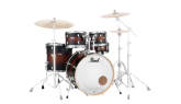 Pearl - Decade Maple 5-Piece Shell Pack (22,10,12,16,SD) - Satin Brown Burst