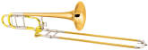 Conn - 88H-CL - Tenor Trombone with CL2000 F Rotor