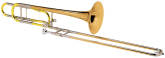 Conn - 88H-O - Tenor Trombone with Open Wrap F Rotor