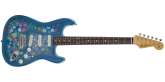 Fender - Made in Japan Traditional 60s Stratocaster - Blue Flower