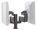 Argosy - Dual Twin Independent Monitor Arm
