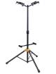 Hercules Stands - GS422B PLUS Double Hanging Guitar Floor Stand