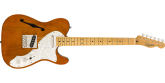 Squier - Classic Vibe 60s Telecaster Thinline, Maple Fingerboard - Natural