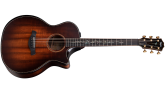 Taylor Guitars - Builders Edition K24ce Grand Auditorium All-Koa Solid-Top Acoustic/Electric Guitar
