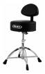 Mapex - Four-Leg Round-Seat Throne with Backrest