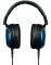 TH909 Premium Open Back Stereo Headphones - Sapphire Blue