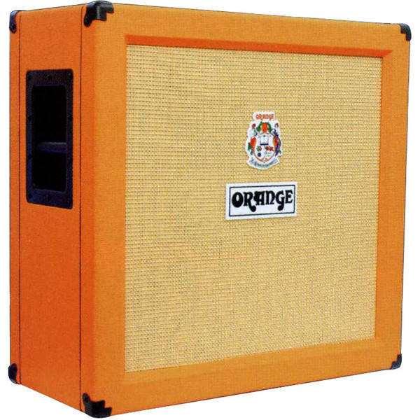 Orange Amplifiers PPC410 - 4x10 Guitar Cabinet - Long & McQuade ...