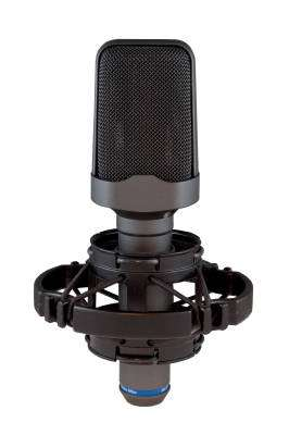 Compact Ribbon Microphone
