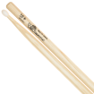 Los Cabos Drumsticks - White Hickory Nylon-Tipped 5B Drumstick Made in Canada