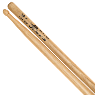 Red Hickory Intense 5A Drumstick