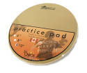 Los Cabos Drumsticks - Practise Pad 10-Inch Diameter  Made in Canada