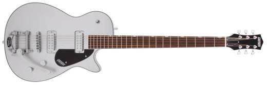 G5260T Electromatic Jet Baritone with Bigsby, Laurel Fingerboard - Airline Silver
