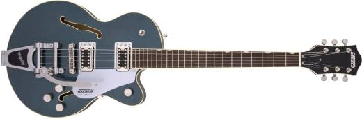 G5655T Electromatic Center Block Jr. Single-Cut with Bigsby - Jade Grey Metallic