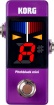 Korg - Pitchblack Mini Pedal Tuner - Purple