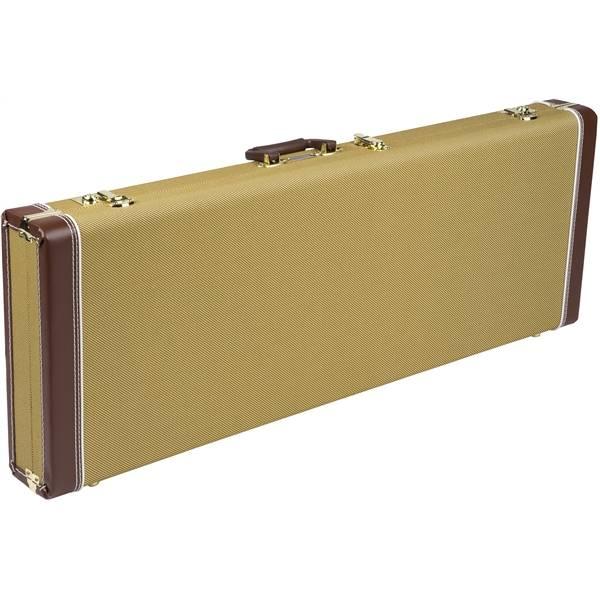 8ba17e027ec Fender Fender Pro Series Strat/Tele Case Tweed - Long & McQuade ...