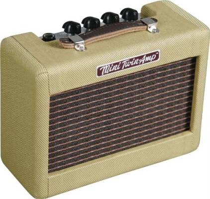 Fender 57' Mini Twin Tweed 1W Amp
