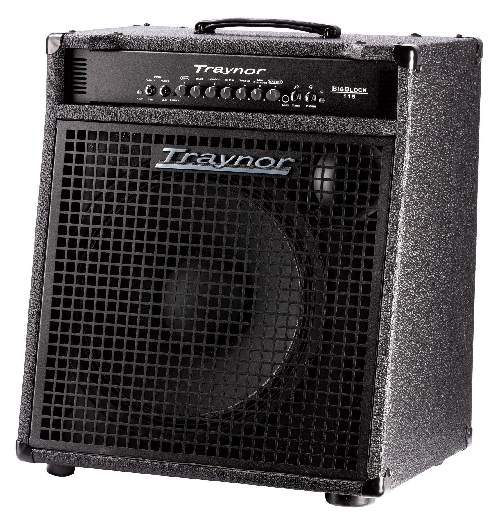 Traynor BIG BLOCK 115,  400/800-Watt Bass Combo