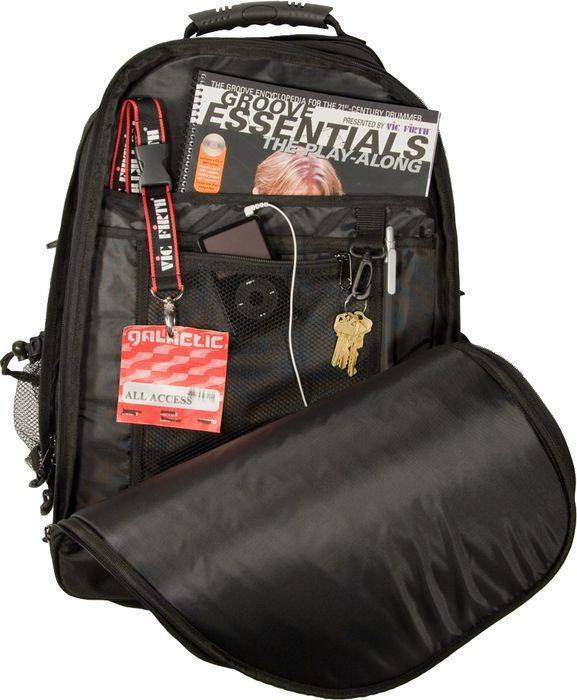 Vic Firth Vicpack -- Drummer's Backpack - PRO DRUM SHOP