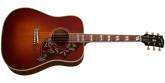 Gibson - 1960 Hummingbird Adjustable-Bridge - Heritage Cherry Sunburst